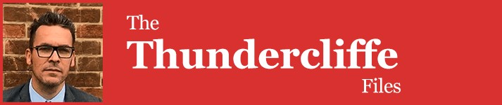 Thundercliffe Files masthead