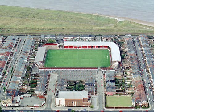 Three-sided Blundell Park